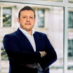 Daniel Lawrance, Chief Commercial Officer, Scope Markets