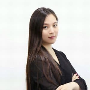 Fiona Cao the Head of Global Marketing at Vantage FX