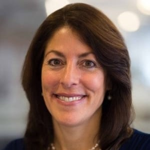 Jill Sigelbaum the head of FXall at Refinitiv