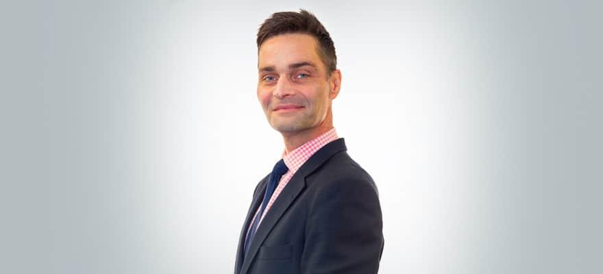 Gold-i sales team member Mike Dugdale