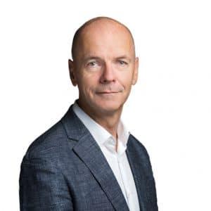 Per Eikrem Senior VP of Communications at Oslo Bors
