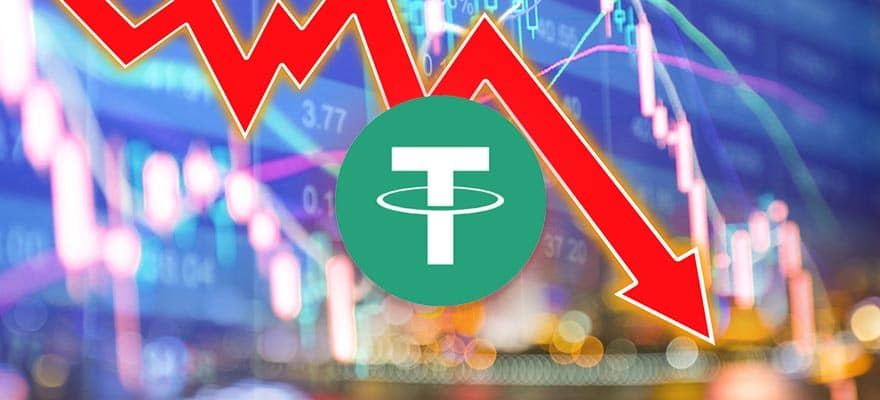Tether's Grip Slips: USDT Stablecoin Market Dominance is Down 30%