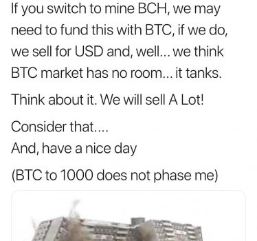 Slow death of cryptocurrency