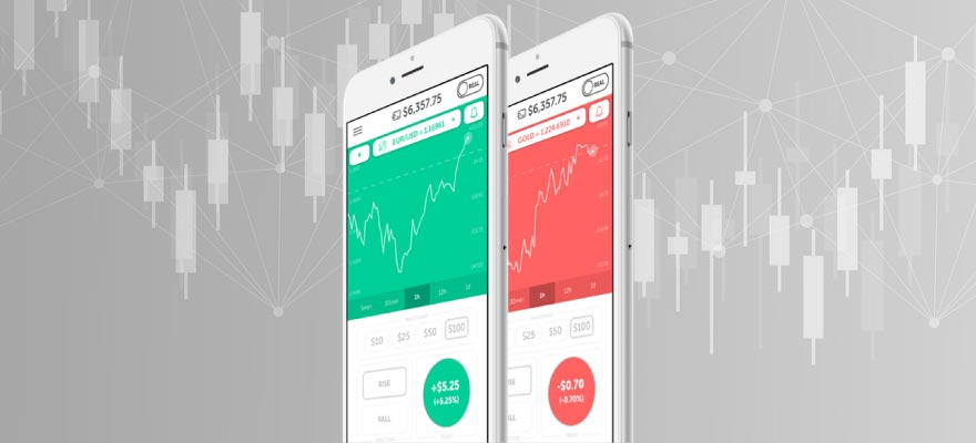 Mobile forex trading app OhMyGeorge