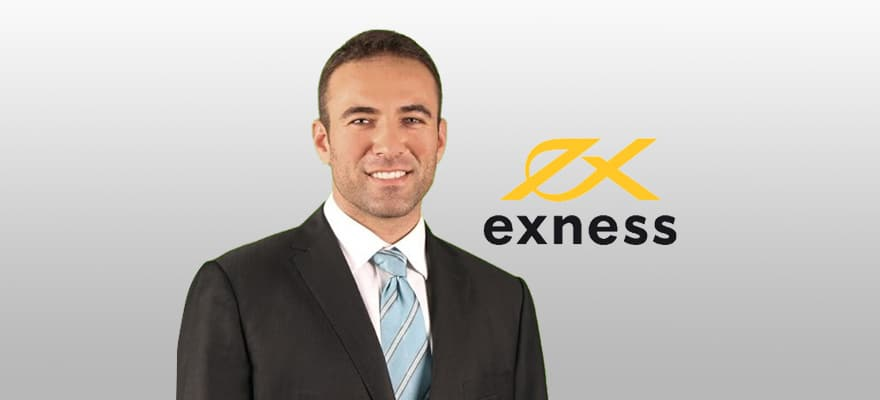 Nicolas Shamtanis joins Exness