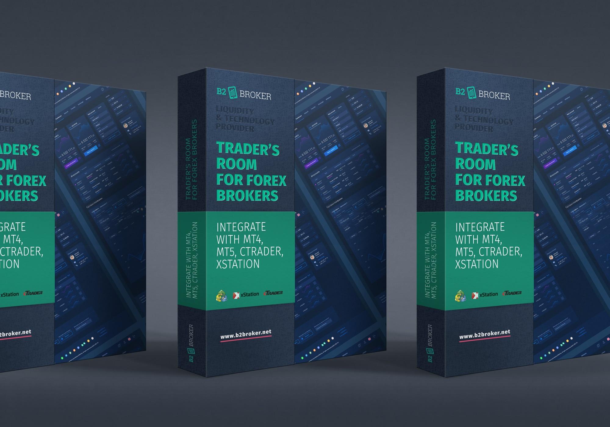 Trader's Room, B2Broker