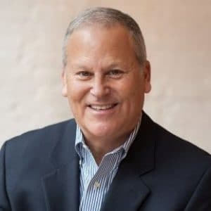 Bruce Morris the CEO of TABB Group