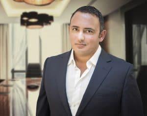 Fathi Ben Grira CEO of Menacorp