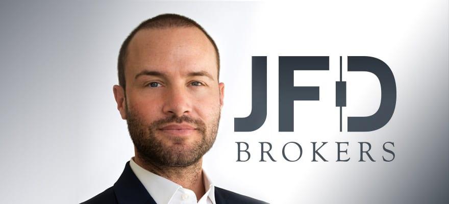 Lars Gottwik, the CEO of JFD Brokers