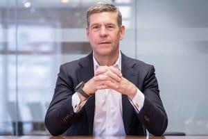 Nick Edgeley, MD of Monex Europe