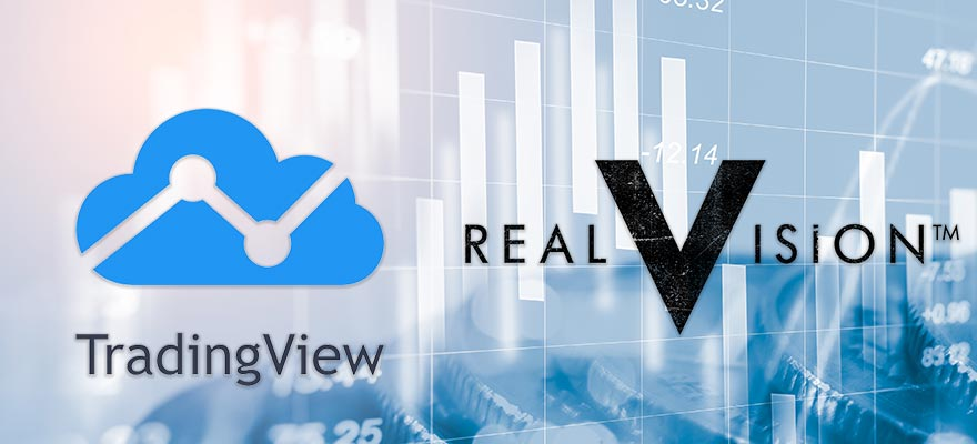 TradingView Partners Real Vision for Video Content | Finance Magnates