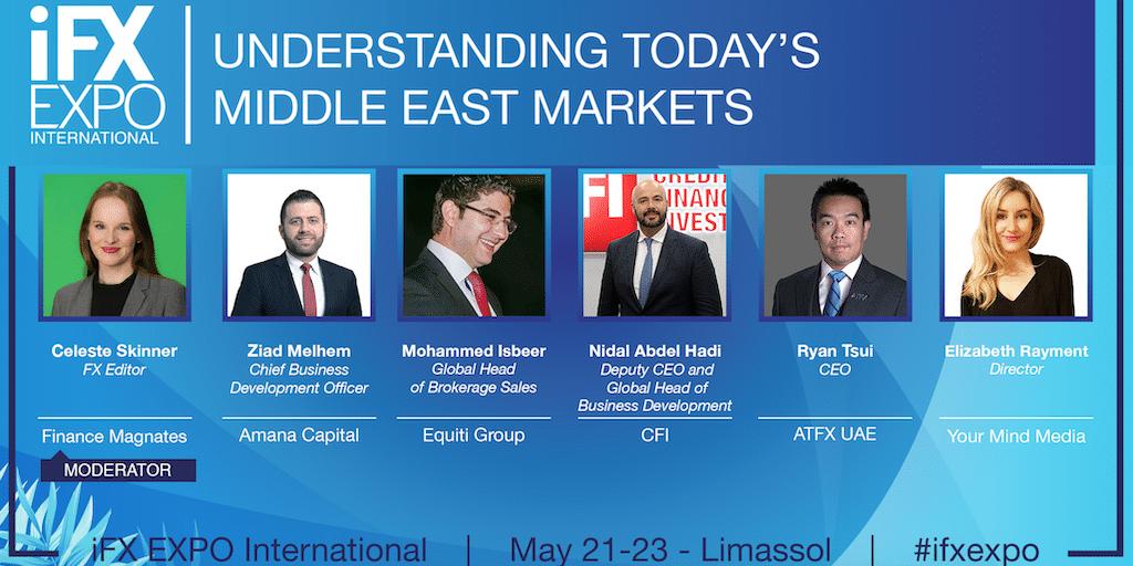 FX market MENA region