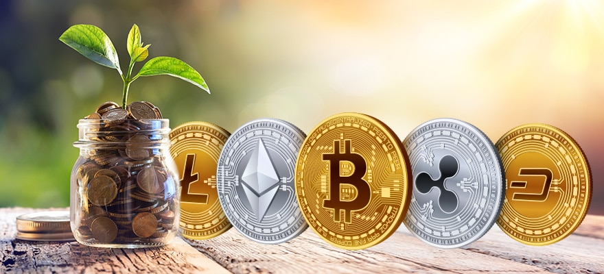 metal backed cryptocurrency