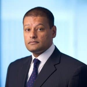 Ravi Subramaniam, CEO of Ausmaq