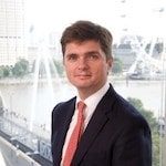 James Chalmers of PwC