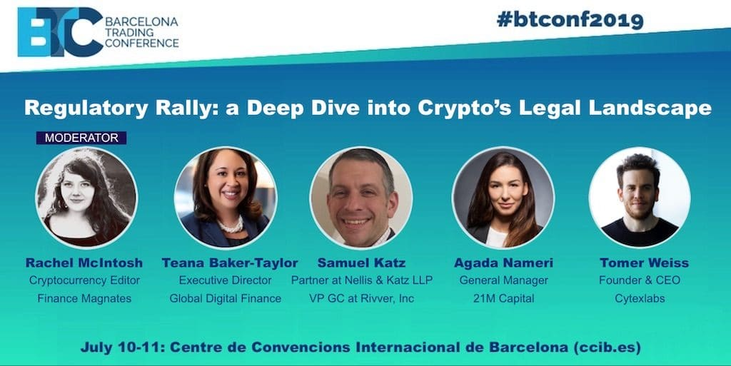 BTC, barcelona trading conference