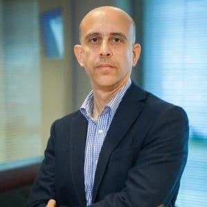 Alkis Hilton, CySEC regulation expert and Executive Director of Leverate Financial Services