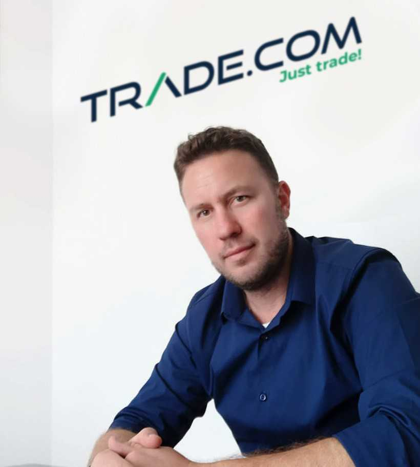 TRADE.com CEO Roei Gavish