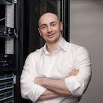 Oleksandr Lutskevych, CEO of CEX.IO