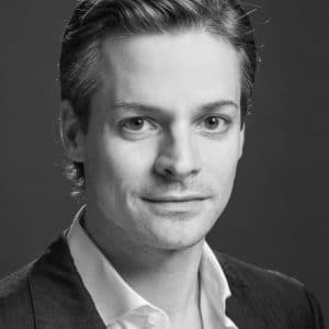 Philipp Keller, CEO and co-founder of open banking application Trail