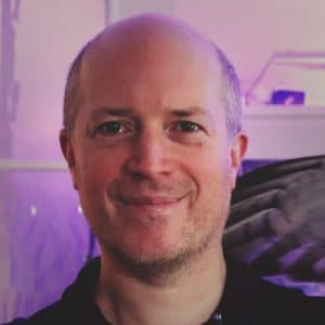 Chris Giles of Facebook
