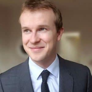 James Tromans of Google