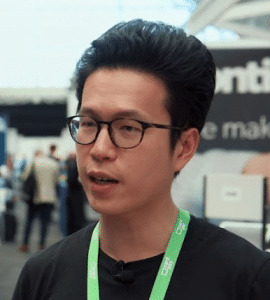 Frank Zhou, CEO and Founder, Zeux