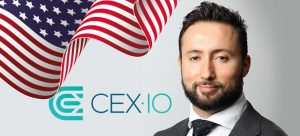 Alexander Kravets, US CEO of CEX.IO