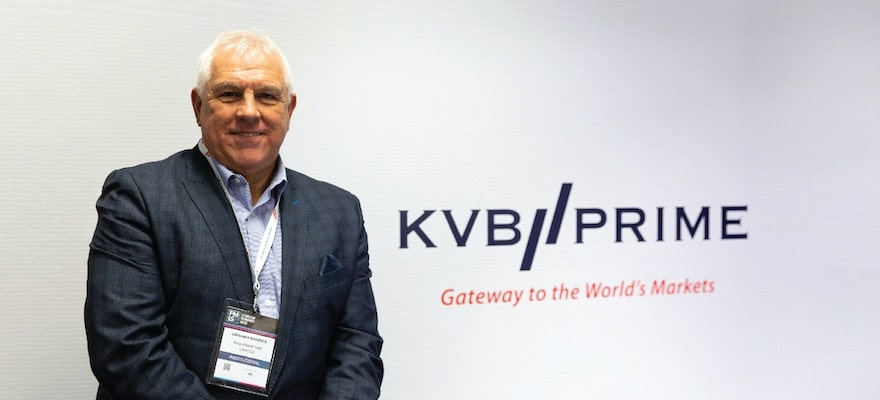 FMLS19 logo Graham Roberts Football Player England Spurs Finance Magnates London Summit 2019 official sponsor KVB PRIME