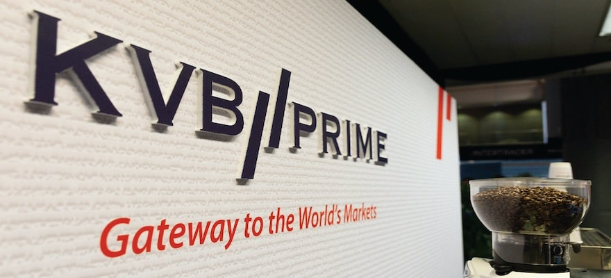 FMLS19 logo Finance Magnates London Summit 2019 official sponsor KVB PRIME