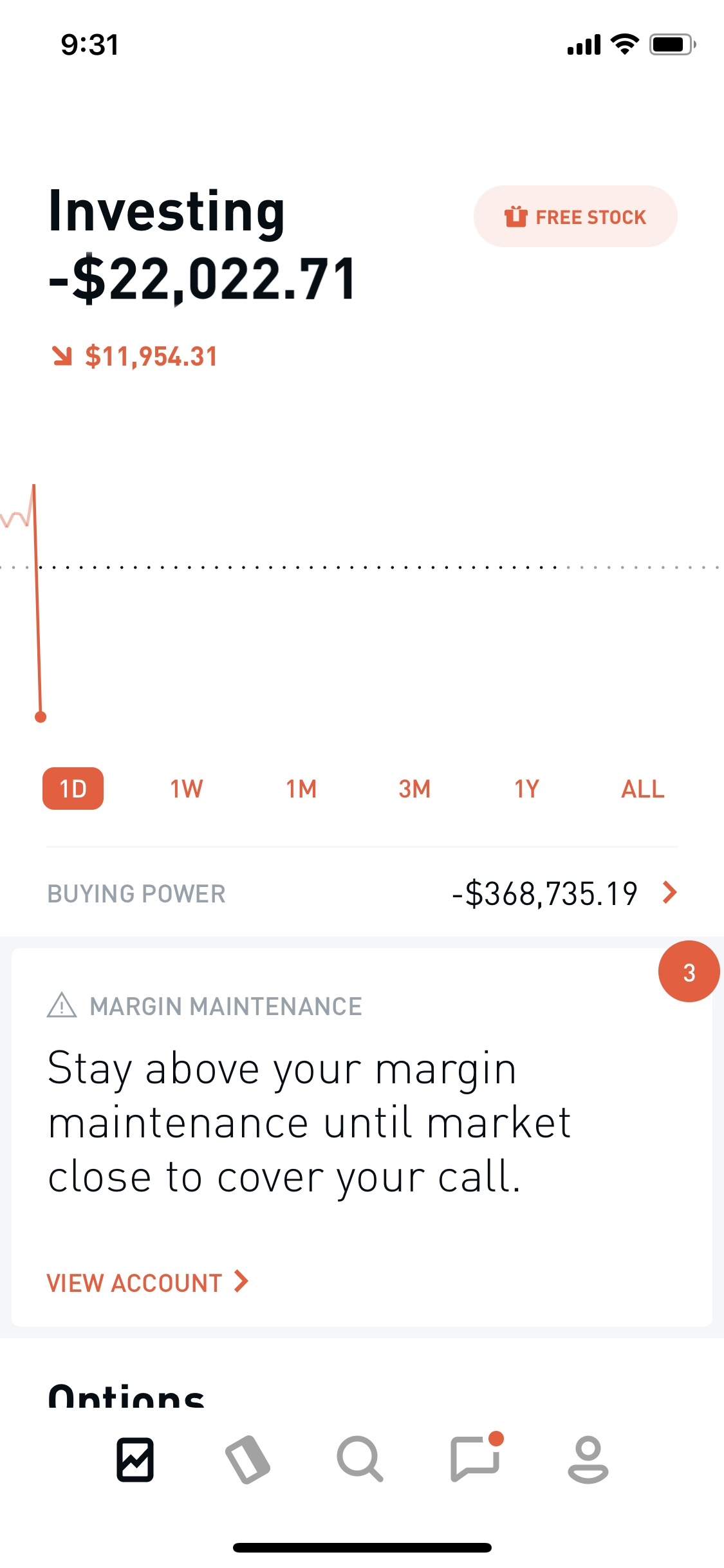 Robinhood Bug Allows Users To Trade On Unlimited Leverage