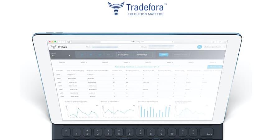Tradefora RTS27 Reporting