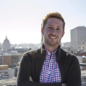 Zac Prince, CEO of BlockFi
