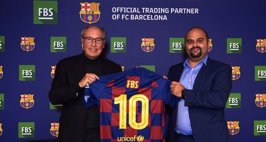 fc barcelona and fbs sign new global partnership agreement finance magnates fc barcelona and fbs sign new global
