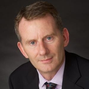 Seamus Keating, CEO of First Derivatives