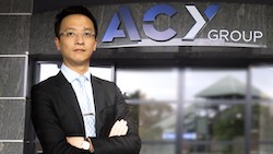 Jimmy Ye, Director of ACY Securities