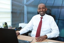EGM Securities CEO, Samwel Kiraka