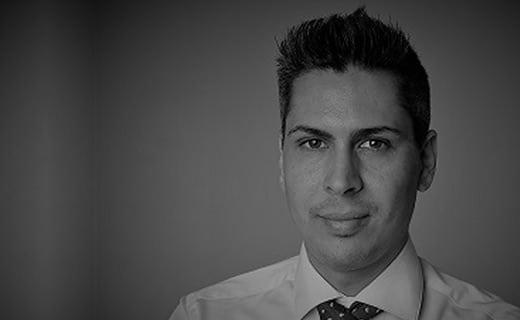 Arif Alexander Ahmad, Partner and Co-Founder of Scandinavian Capital Markets