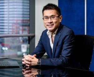 Jonathan Leong, CEO of BTSE