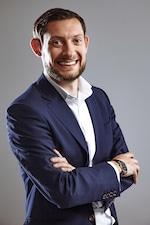 Conor O'Driscoll of Devexperts