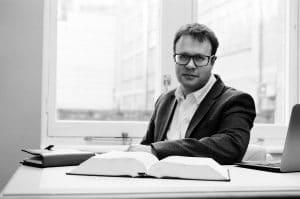 Daniel Berke, 3D Solicitors
