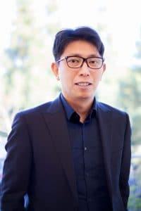 Jay Hao, CEO of OKEx