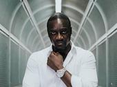 Akon, founder of Akoin