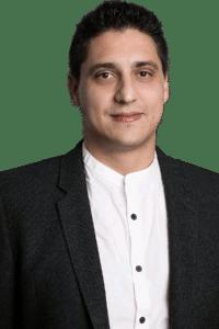Chrysovalantis Karageorgiou, Head of Middle Office, SquaredFinancial