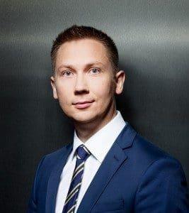 Paweł Szejko, CFO of XTB