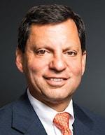 Frank Bisignano CEO of Fiserv