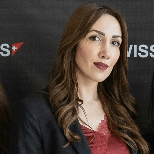 Drosoula Hadjisavva · CMO at BDSwiss