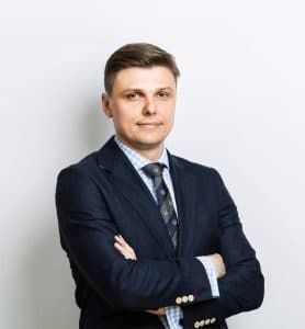 Grigoriy Kozin, Head of Business Development, BCS Global Markets.
