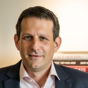 Mickey Schiller, CEO, Bank Leumi UK