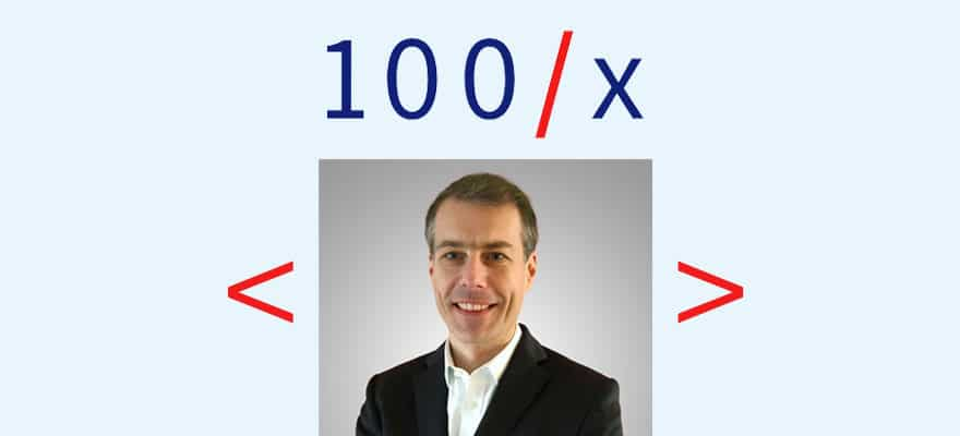 Stephan Lutz Will Join 100x Group as Its New Chief Financial Officer